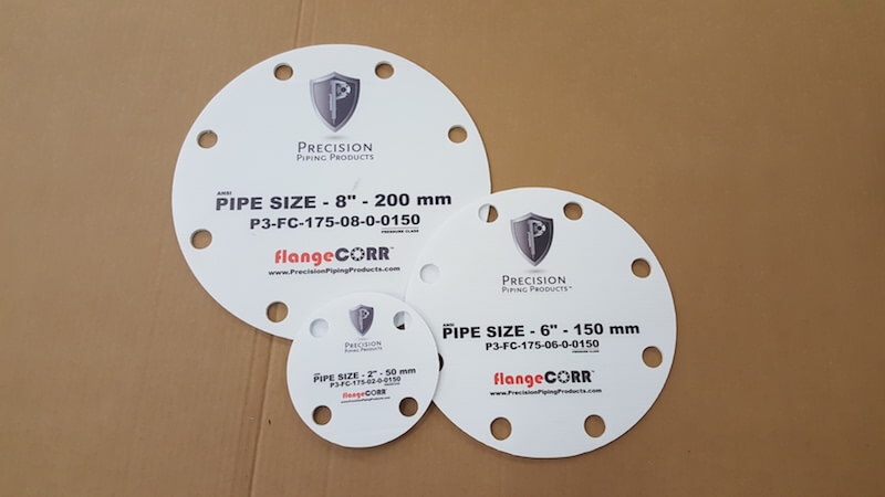 flangeCORR, Light Weight Flange Protection Against Impact